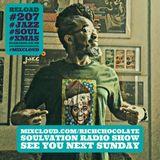 Soulvation Radio Show #207 (24.12.2017)
