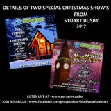 CHRISTMAS SHOWS FROM STUART BUSBY - 2017 - TRAILER AND INFORMATION