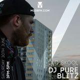 30/06/2018 - DJ Pure B2B Blitz - Mode FM (Vinyl Set) (Cover Show)