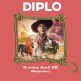 Diplo - LIVE @ Palomino Stage Stagecoach Festival United States, 28/04/19 (EXCLUSIVE),