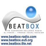 beatbox radio - dj panos trance sessions 08-12-12 pt1
