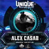 ALEXCASAB @UNIQUE FESTIVAL 2019