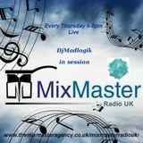 Mix Master Radio UK 8th Jan 2016