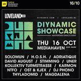 Kollektiv Turmstrasse live @ Diynamic Showcase at Loveland ADE 2015 – 15.10.2015