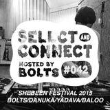 SHOW #42 - So Flute @ Shebeen Festival, Manchester - Bolts/Danuka/Yadava/Baloo