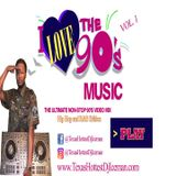 I Love The 90's Music (Mega Video Mix) Vol. 1 (65 Tracks)