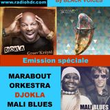 AFRO TALENTS émission spéciale MALI BLUES - DJOKLA - MARABOUT ORKESTRA  Radio HDR  ROUEN