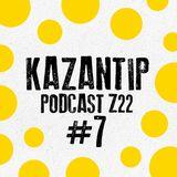 Kazantip Podcast #7 — Teenage Mutants