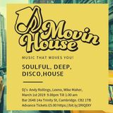 Mike Maher - Movin' House Promo Feb-2019