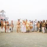 Eva & Chris Burning Man Wedding @ Piano Bar 2017
