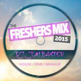 Dj Jon Baxter - Freshers Mix 2015