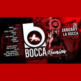 Bocca Reunion @ La Rocca 26-01-2019 DJ Tom Leclercq
