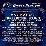 Amphi 2013 Mainstream Mix