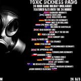 "Badazz Warraw@Toxic Sickness Radio ""Bank Holiday Special"" 24h Event"