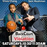 Backcourt Violation Mixdown 81217