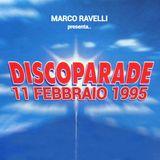 Discoparade del 11 Febbraio 1995 (Discoradio - Marco Ravelli)
