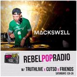Rebel Pop Radio w/ TRUTHLiVE & Cutso + Enrie & Mackswell - Episode 040