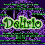 Fattman & Salted Slug - Delirio Launch Mix