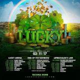 Aly & Fila - Live @ Lucky Festival, St. Patrick's Day, Tacoma Dome - 11.03.2017