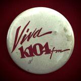 Dr Rock - K104 FM 'Saturday Night Live - Fast mix' (ca 1988-89)