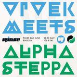Rinse FM - Alpha Steppa Meets V.I.V.E.K