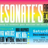 [#173] RESONATE SPOTLIGHT: Olivia Wallace / Nire Nah / Night & Gale / Donkey Hotel / Dylan Wright