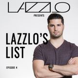 Lazzlo's List - Episode 4