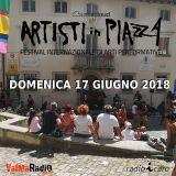 ARTISTI IN PIAZZA 2018 • live del 17.06.2018