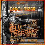 Discotizer Marula Café by Eli Escobar (Night People / NY)