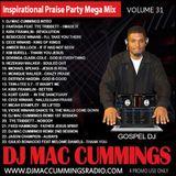 DJ Mac Cummings Inspirational Praise Party Mega Mix Vol 31