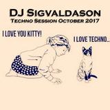 Techno Session October 2017