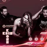 Kriss Kross Amsterdam - Live @ Ultra Music Festival, UMF Miami 2018