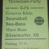 Türmchen-Party_B_17.11.1995_Groover K._Soundball_SeeBase_Marc Bean_Silversurver.XS.mp3