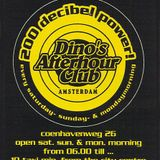Dino`s Amsterdam Nr.1 AfterhourClub 200dB Powerrrr New Years 2001-2002 Miss Wendy Onne And Rogier!!
