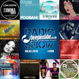 DEEPINSIDE RADIO SHOW 098 (DJ Romain Artist of the week)