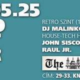 Raul JunioR - Retro Night Fever Fantabuli London promo mix