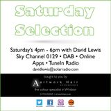 24-12-16 The Artwork Hair Saturday Selection on Solar Radio with David Lewis