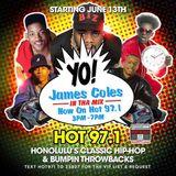 JAMES COLES HOT 971 MIX CLOUD MIX 1