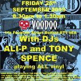 Belfast Beat Club Vinyl Special 25th September 2015
