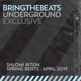 Shlomi Biton – BTB - Spring Beats - April 2017
