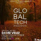 David Velez - (Global Tech Radioshow - Electrafm 02/10/2015)