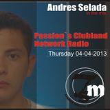 Andres Selada live @ radio network 26-03-2013