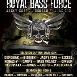 Hard-Maxx Vs Opryum - Royal Bass Force @ Complexe Cap'tain