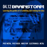 Mixtape KONGFUZI #2: BRAINSTORM!!