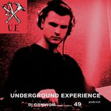 UNDERGROUND EXPERIENCE podcast - Dj ORNVIOM (techno) 49