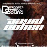 Going Deep on Winter Break (December 2015) by DJ David Cohen
