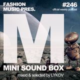 Lykov – Mini Sound Box Volume 246 (Weekly Mixtape)