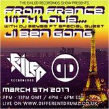JBG Guest mix (Exiled show) on Different Drumz Radio