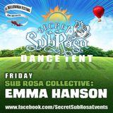 Secret Sub Rosa at Willowman Festival 2017 - Emma Hanson