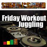 Friday Workout Juggling No.8